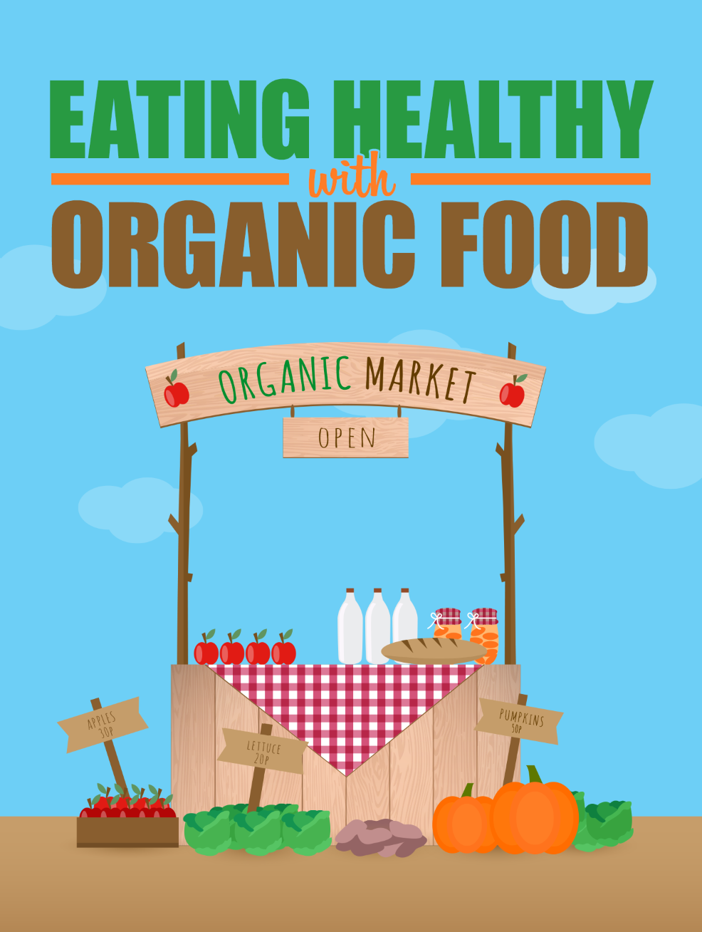 Eating Healthy with Organic Food Workshop