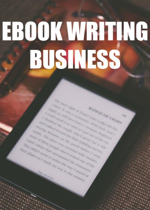 Ebook Writing Business