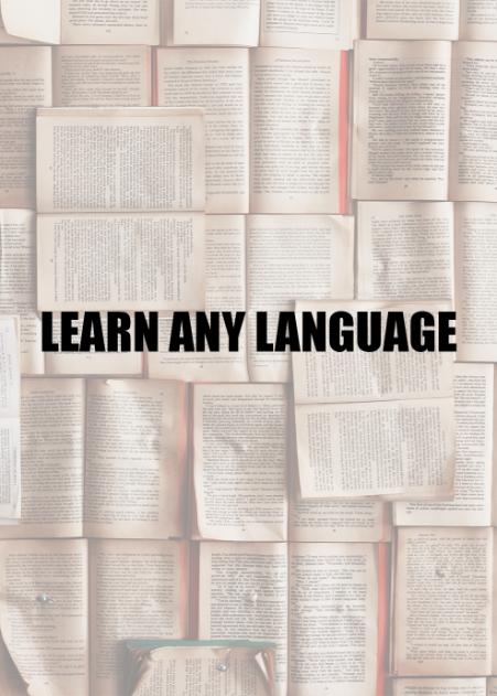 Learn Any Language