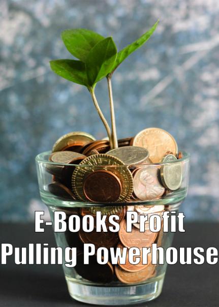 E-Books Profit Pulling Powerhouse